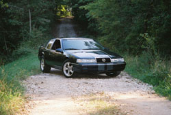 Rod Maksimovich of Imperial, Missouri, USA's, 1990 Mercury Cougar XR7
